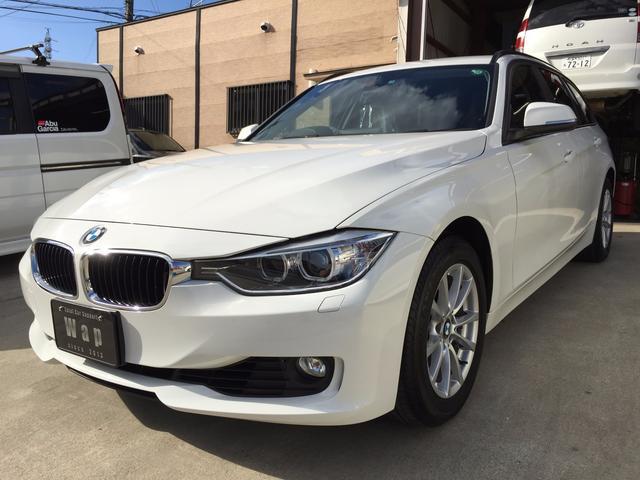 BMW 320iツーリング Dアシスト Pバックドア 自税コミ価格♪