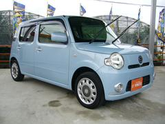 ミラココアココアX 1年保証 ワンオーナー車 スマートキー 禁煙車