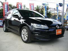 VW ゴルフヴァリアントTSIコンフォートラインブルーモーションテクノロジー 1オナ