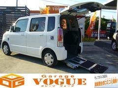 ワゴンRFX スローパー 車いす移動車 福祉車両 1年保証