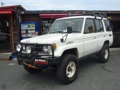 ランドクルーザー70LX 4WD 5速MT サンルーフ