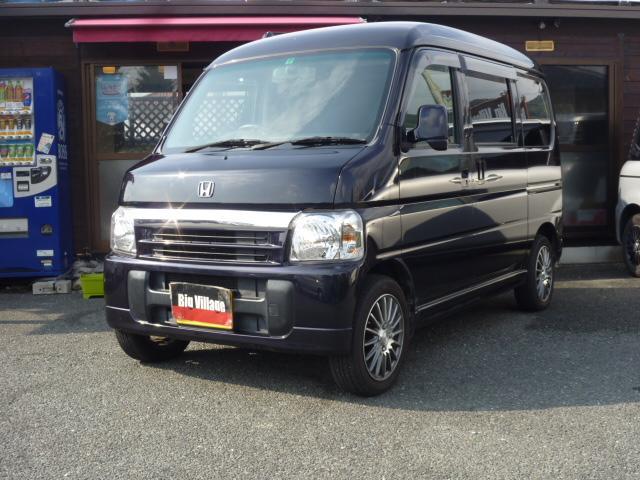 「ホンダ」「バモスホビオ」「コンパクトカー」「熊本県」の中古車