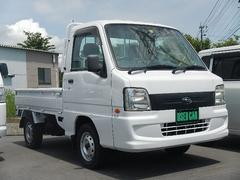 サンバートラックTB エアコン・パワステ・エアバック・作業灯・5MT