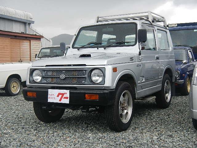 スズキ ランドベンチャー エアコン パワステ ターボ 4WD