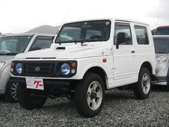ジムニーエアコン・パワステ・CD・ターボ・4WD