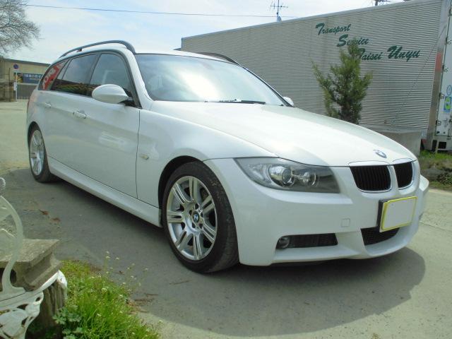 BMW 320iツーリングMスポーツパッケージキーレス地デジナビ