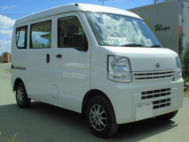 「日産」「NV100クリッパーバン」「軽自動車」「熊本県」の中古車