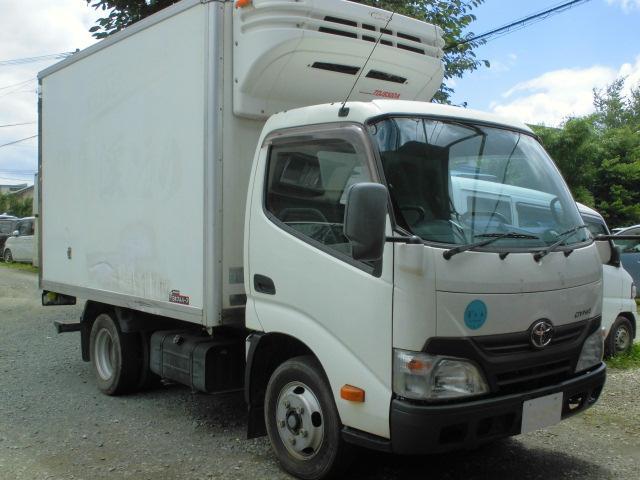 トヨタ 4000CCターボ冷凍箱2000KG一時抹消書類付現状引渡し