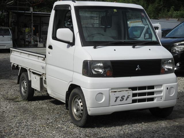 三菱 ミニキャブトラック VX-SE 4WD オートマチック エアコン パワステ 3方開軽トラック