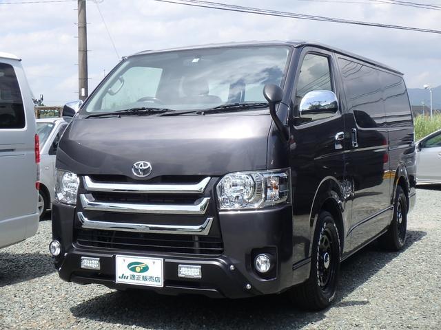 「トヨタ」「ハイエース」「その他」「熊本県」の中古車