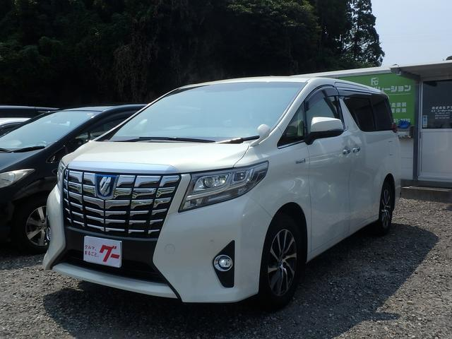 トヨタ G Fパッケージ ナビ TV バックカメラ 電動リアゲート