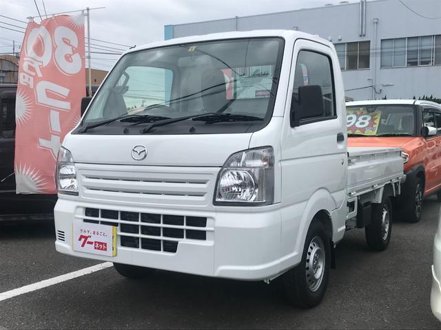マツダ KCエアコン・パワステ 5速MT車 Wエアバッグ ABS