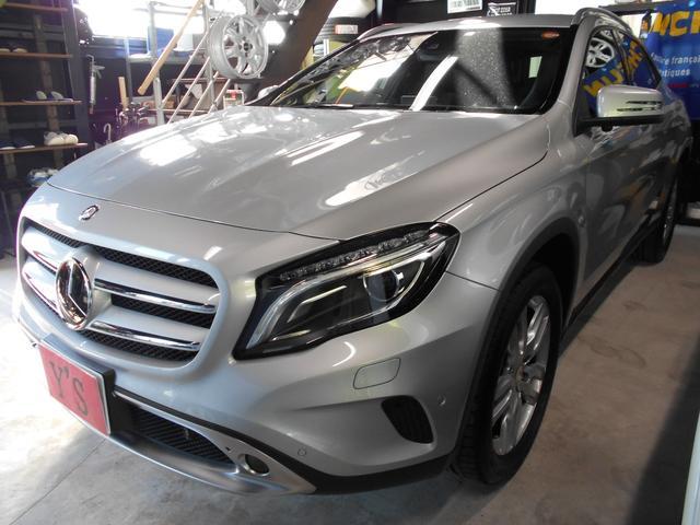 メルセデス・ベンツ GLA180 オフロード