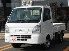 NT100クリッパートラックDX エアコン パワステ 届出済未使用車