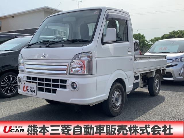 三菱 ミニキャブトラック G CD ABS パワステ エアコン Wエアバッグ 4WD