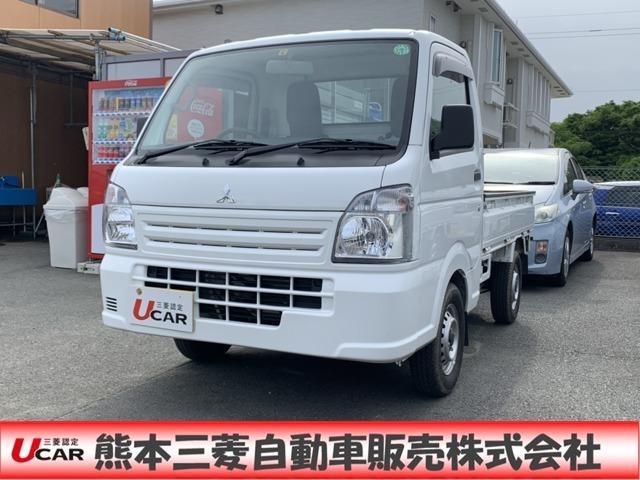 三菱 ミニキャブトラック M オートマ エアコン エアバッグ パワステ 3方開