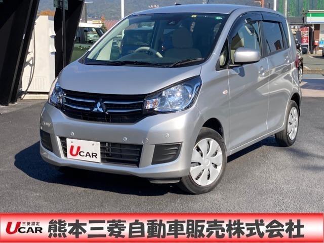 三菱 M e-アシスト キーレス アイドリングストップ ベンチシート ABS パワステ エアコン