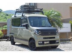 N−VAN FAN ターボ 4WD