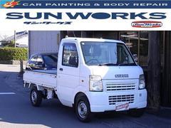 キャリイトラックKC エアコン パワステ 4WD 5速マニュアル車