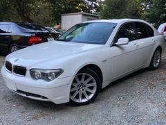 BMW745i コンフォートパッケージ 黒革 サンルーフ 19
