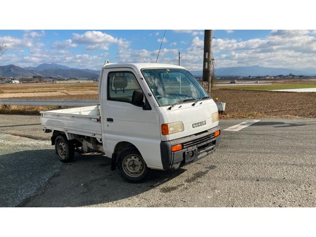 スズキ キャリイトラック KL オートマチック車 2WD 車検4年4月
