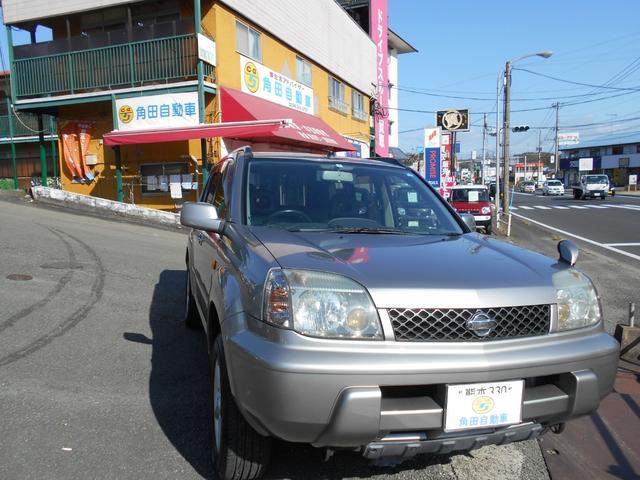「日産」「エクストレイル」「SUV・クロカン」「熊本県」の中古車