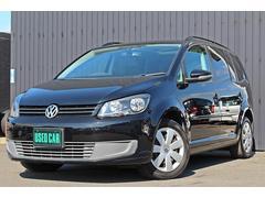 VW ゴルフトゥーランTSI コンフォートライン クルーズコントロール 禁煙車