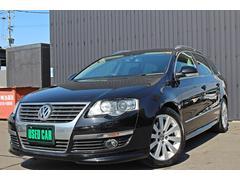 VW パサートヴァリアントプライムエディション クルーズコントロール キセノン 禁煙車