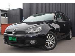 VW ゴルフヴァリアントTSI コンフォートライン HDDナビ ワンセグ 禁煙車