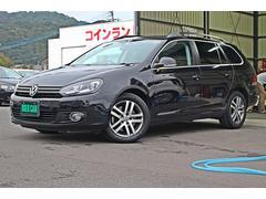 VW ゴルフヴァリアントTSI コンフォートライン HDDナビ フルセグ キセノン
