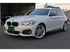 BMW118d MスポーツACC レーンアシスト バックモニター