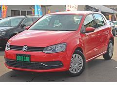 VW ポロTSIトレンドライン ワンオーナー フロントアシスト ETC