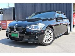 BMW116i Mスポーツ ナビ バックモニター プッシュスタート