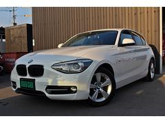 BMW116i スポーツ 純正ナビ キセノン プッシュスタート