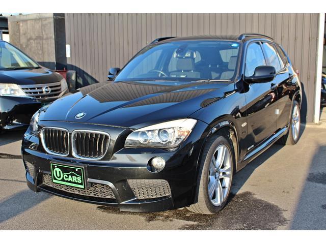 BMW sDrive 18i Mスポーツパッケージ HDDナビ禁煙車