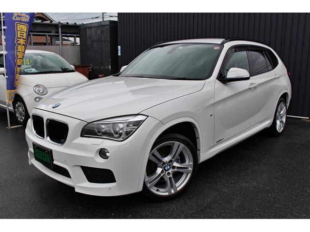 BMW X1 sDrive 18i Mスポーツ ナビ バックモニター禁煙車