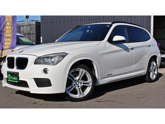 BMW xDrive 20i Mスポーツ コンフォートアクセス キセノン オートライト ミラー型ETC プライバシーガラス 純正アルミ 4WD アイドリングストップ スマートキー プッシュスタート