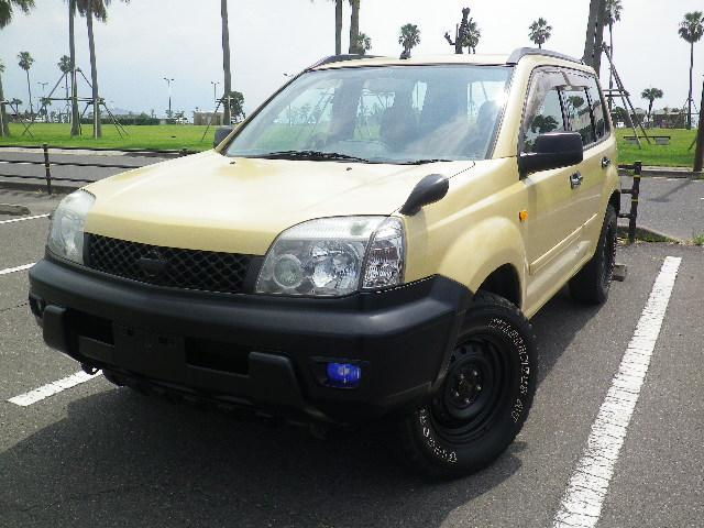 日産 X 4WD AT 全塗装