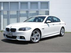 BMW523i Mスポーツ 当社デモカー 認定中古車