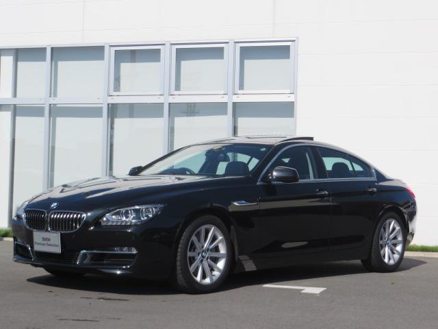 BMW 6シリーズ 640iグランクーペ 認定中古車 サンルーフ ...