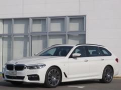 BMW530i Mスポーツ 認定中古車 デモカー デビューPKG