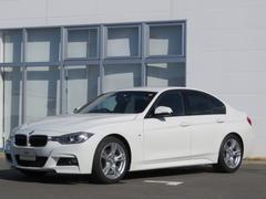 BMW320d Mスポーツ 認定中古車 クルコン ワンオーナー