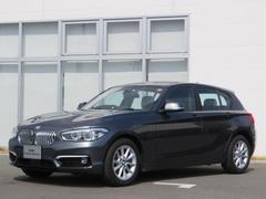 BMW118i スタイル 認定中古車 デモカーACC