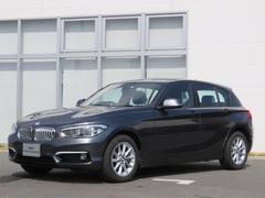 BMW118d スタイル 認定中古車 デモカー コンフォートPKG