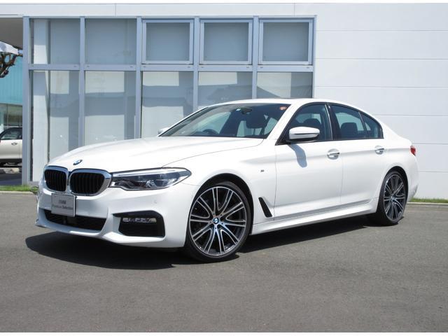 BMW 523d Mスポーツ 認定中古車 デモカー 20インチAW