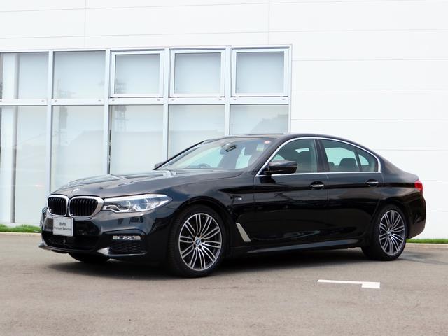 BMW 523i Mスポーツ 認定中古車 19インチ純正AW