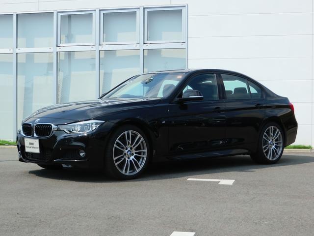 BMW 320i Mスポーツ 認定中古車 人気の黒Mスポーツ