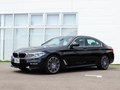 BMW523i Mスポーツ 認定中古車 19インチ純正AW