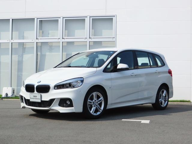 BMW 218dグランツアラー Mスポーツ