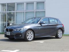 BMW118i Mスポーツ 認定中古車 BMW純正17インチAW